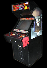 Tekken Tag Tournament (US, TEG3/VER.C1) Cabinet