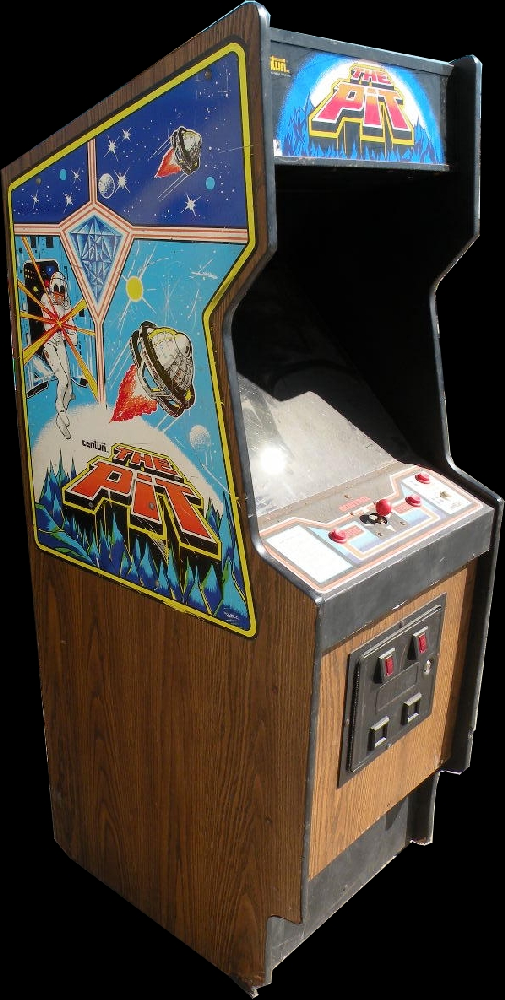 The Pit (Japan) Cabinet