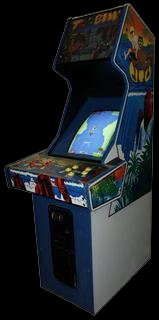 Toobin' (Europe, rev 2) Cabinet