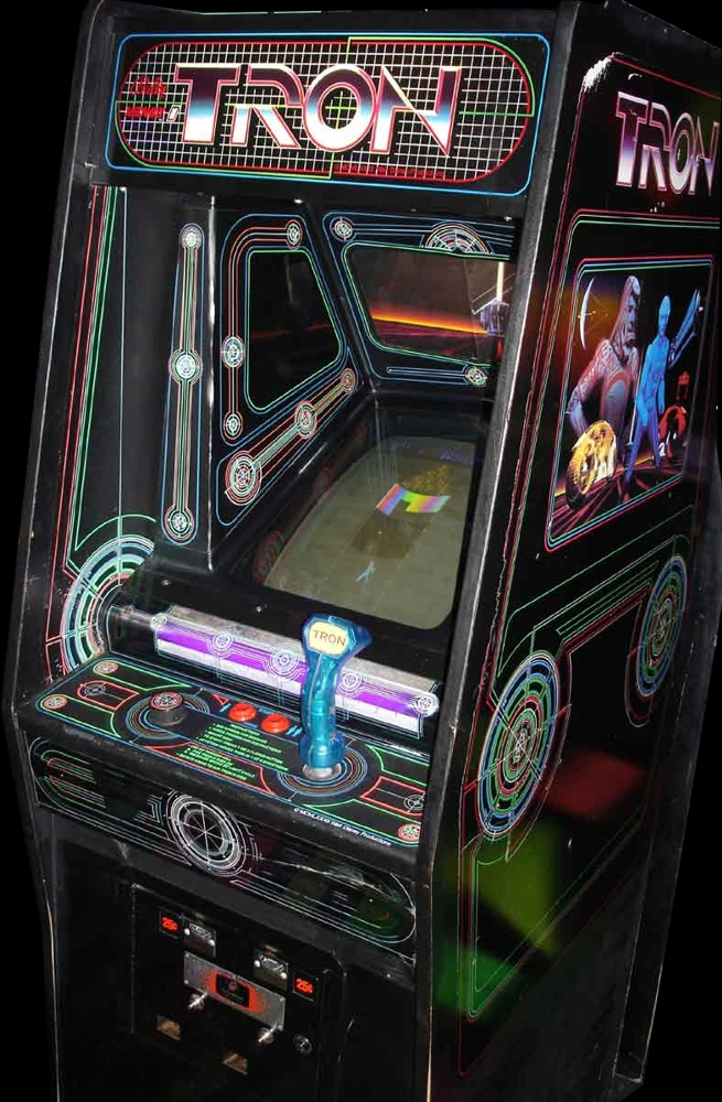 Tron (8/9) Cabinet