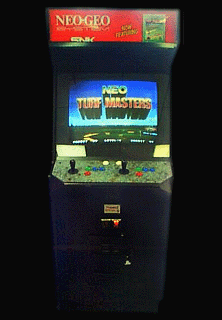 Neo Turf Masters / Big Tournament Golf Cabinet