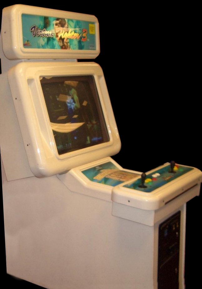 Virtua Fighter 3 (Revision D) Cabinet