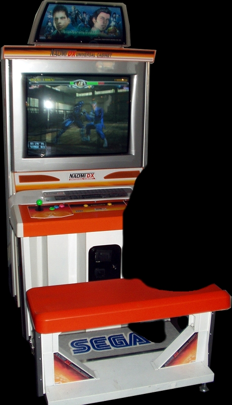 Virtua Fighter 4 Evolution (World) Cabinet