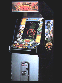 Victory Road Cabinet