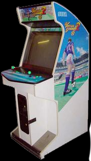 Virtua Striker 2 (Step 2.0) Cabinet