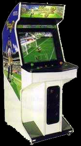Virtua Striker 2 (Step 1.5) Cabinet