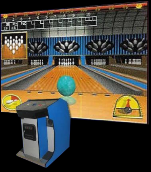 World Class Bowling (v1.2) Cabinet