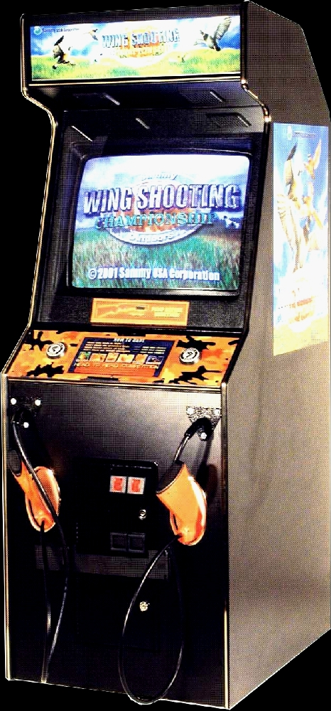 Wing Shooting Championship V2.00 Cabinet