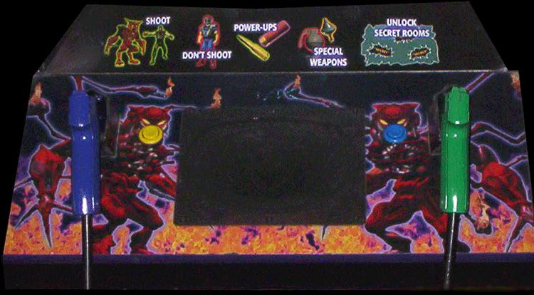 Area 51: Site 4 (HD Rev 2.01, September 7, 1998) ROM < MAME ROMs ...