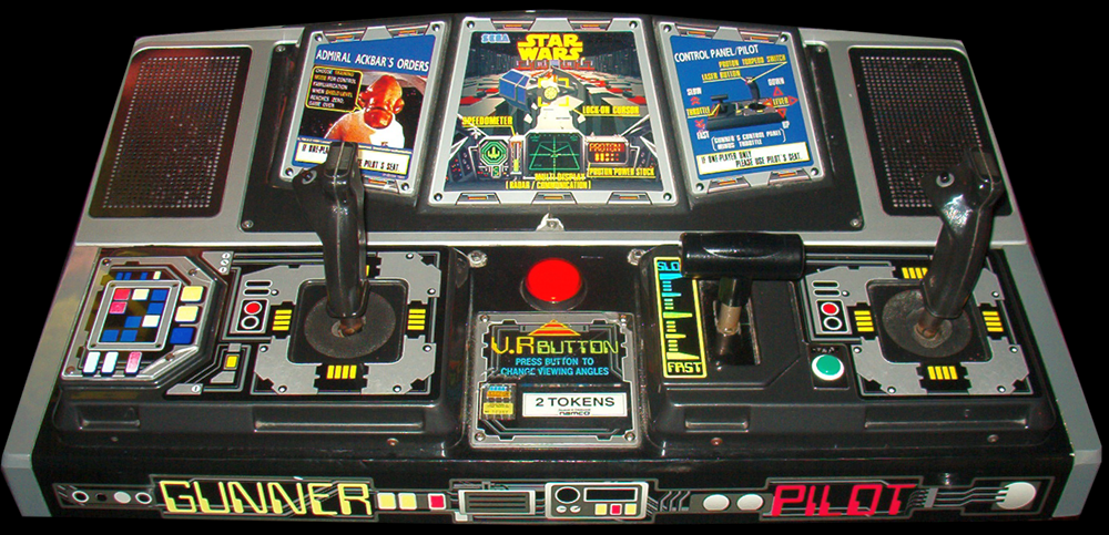 Play Star Wars Arcade Game Emulator Games Online - Vizzed