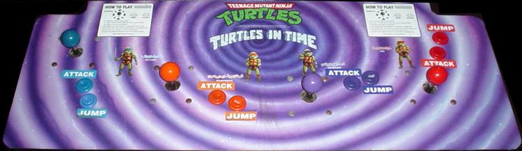 Teenage Mutant Ninja Turtles - Turtles in Time (4 Players ver ADA ...