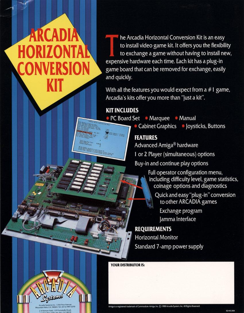 Arcadia System BIOS ROM < MAME ROMs | Emuparadise