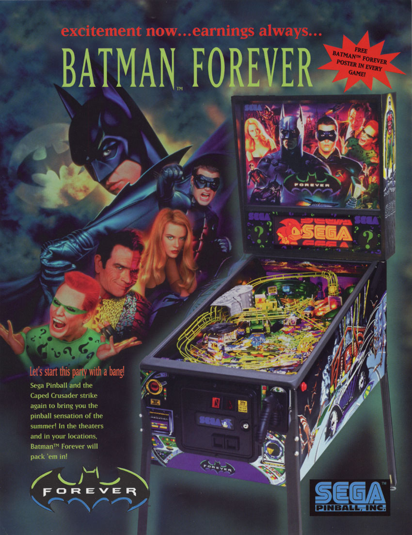 Batman Forever (4.0) flyer