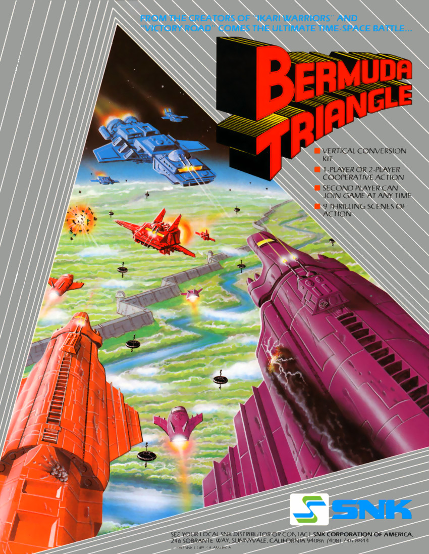 Bermuda Triangle (World?) flyer