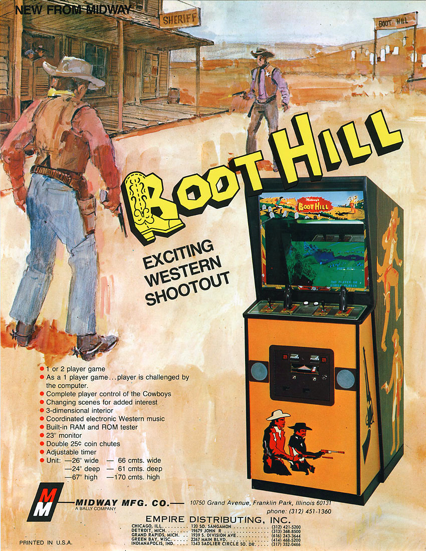 Boot Hill flyer