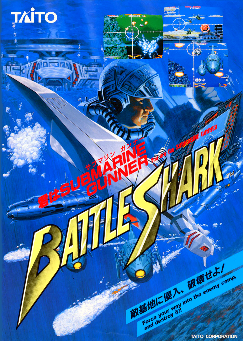 Battle Shark (World) flyer