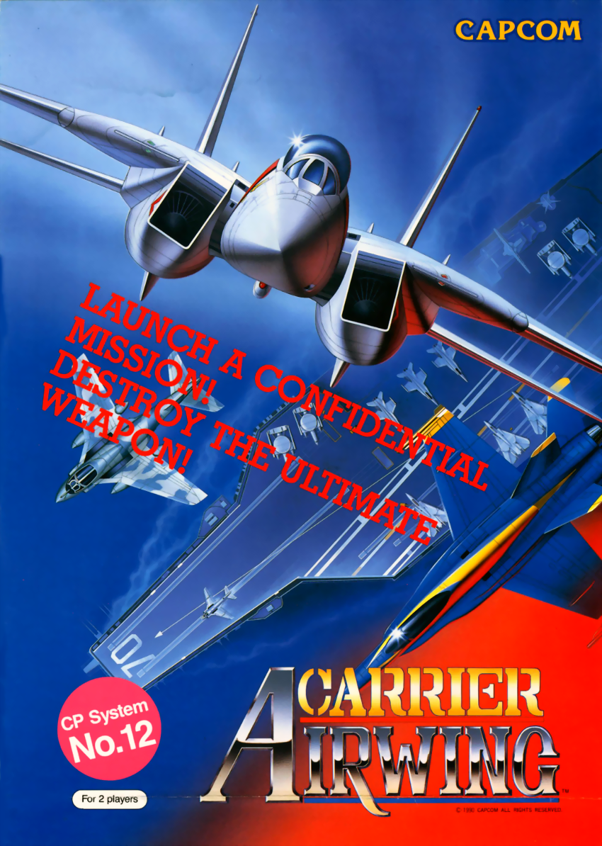 Carrier Air Wing (US 901012) flyer