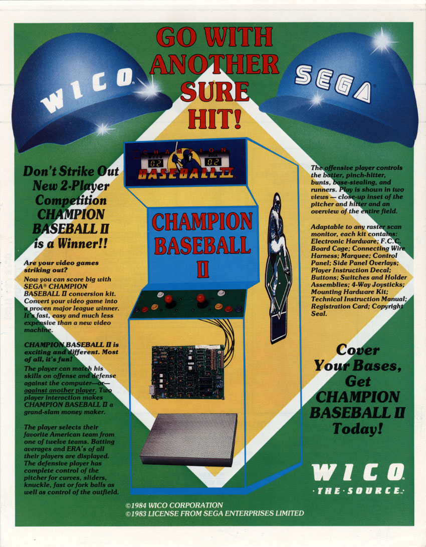 Champion Base Ball Part-2 (set 2) flyer