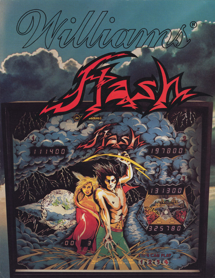 Flash (L-1) flyer