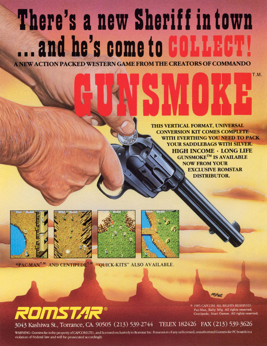 Gun.Smoke (US, 860408) flyer