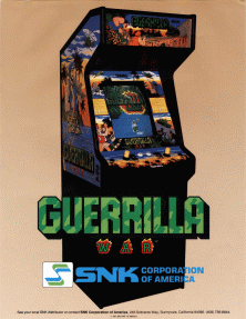 Guerrilla War (Version 1) flyer