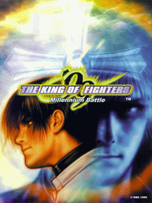 The King of Fighters '99 - Millennium Battle (NGM-2510) flyer