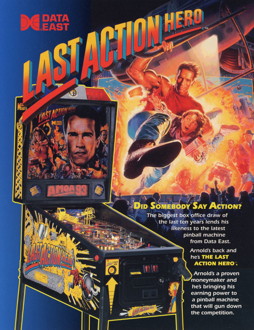 Last Action Hero (1.12) flyer