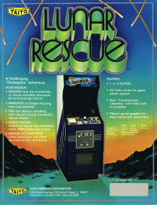 Lunar Rescue flyer