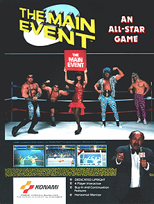 The Main Event (4 Players ver. Y) flyer