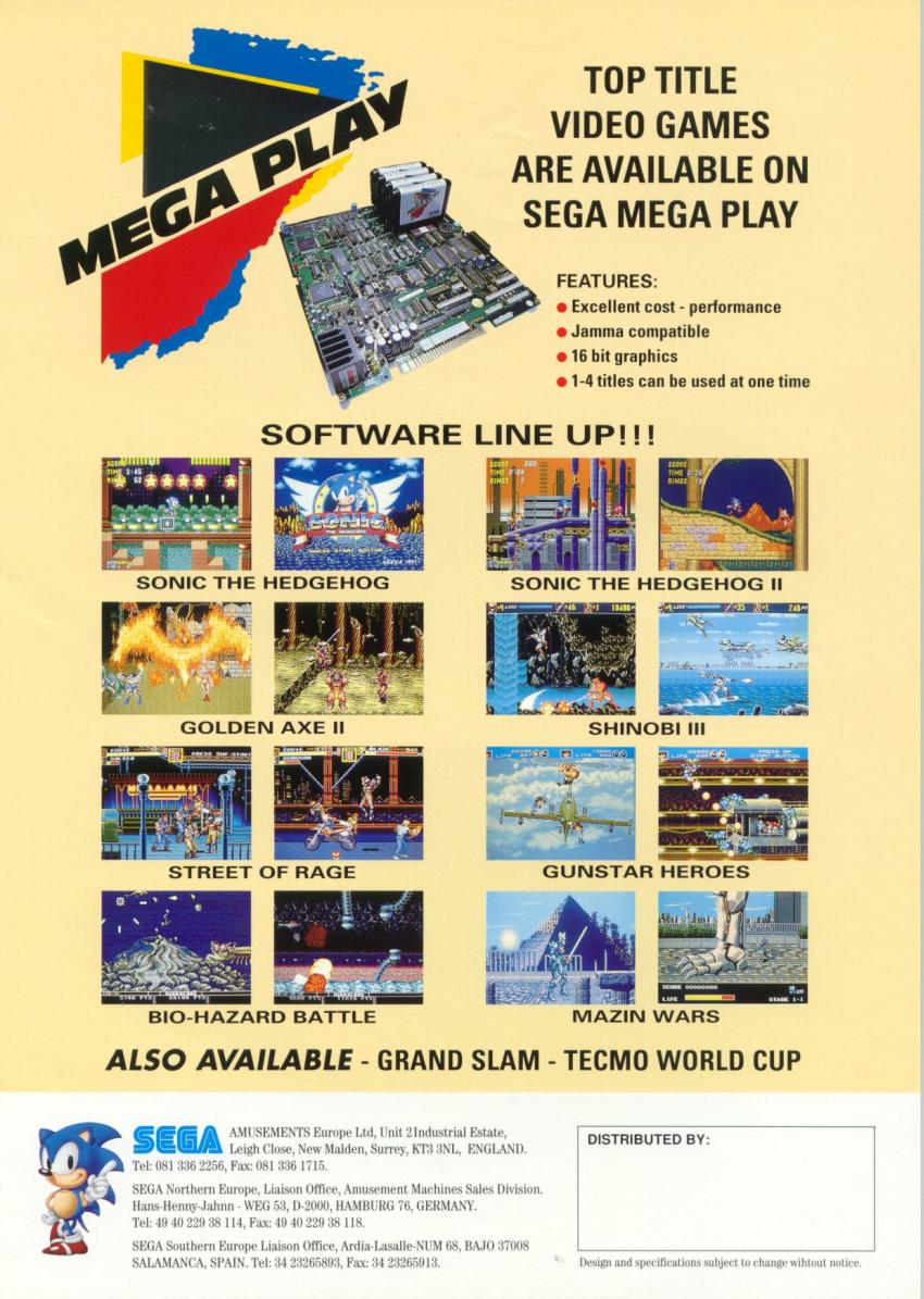 Mega Play BIOS flyer