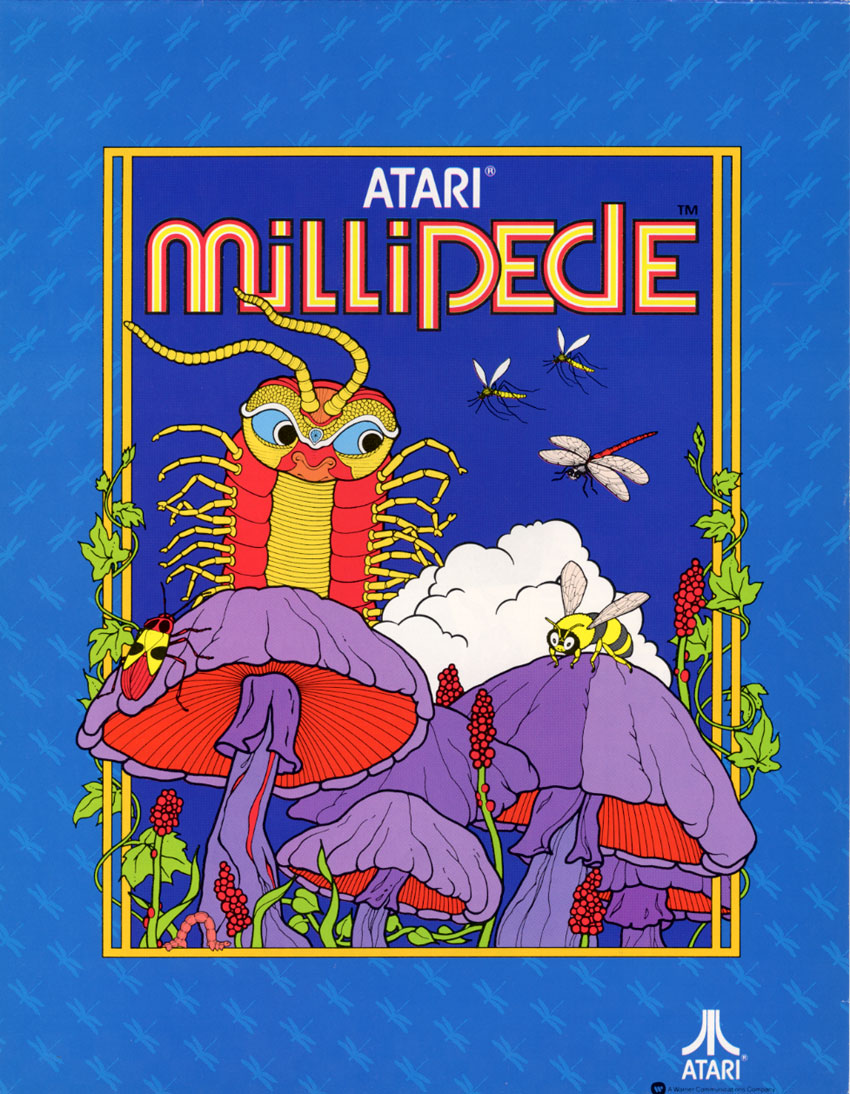 Millipede flyer