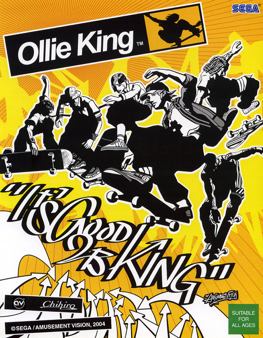 Ollie King (GDX-0007) flyer