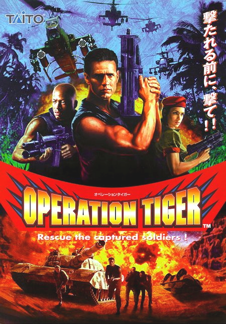 Operation Tiger flyer