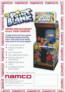 Point Blank (World, GN2 Rev B, set 1) ROM < MAME ROMs