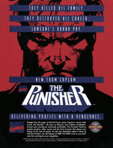 The Punisher (World 930422) flyer