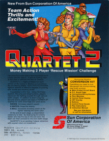 Quartet 2 (8751 317-0010) flyer