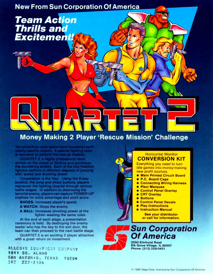 Quartet 2 (unprotected) flyer