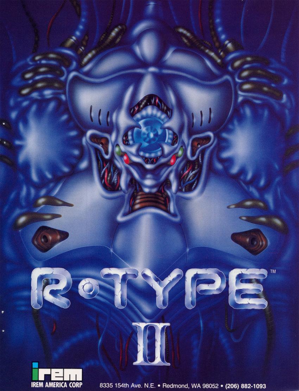 R-Type II ROM < MAME ROMs | Emuparadise