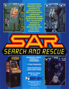 SAR - Search And Rescue (World) flyer