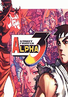 Street Fighter Alpha 3 (USA 980629) flyer