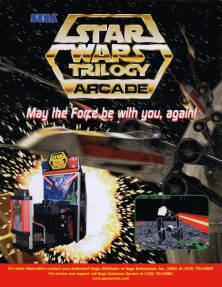 Star Wars Trilogy (Revision A) flyer