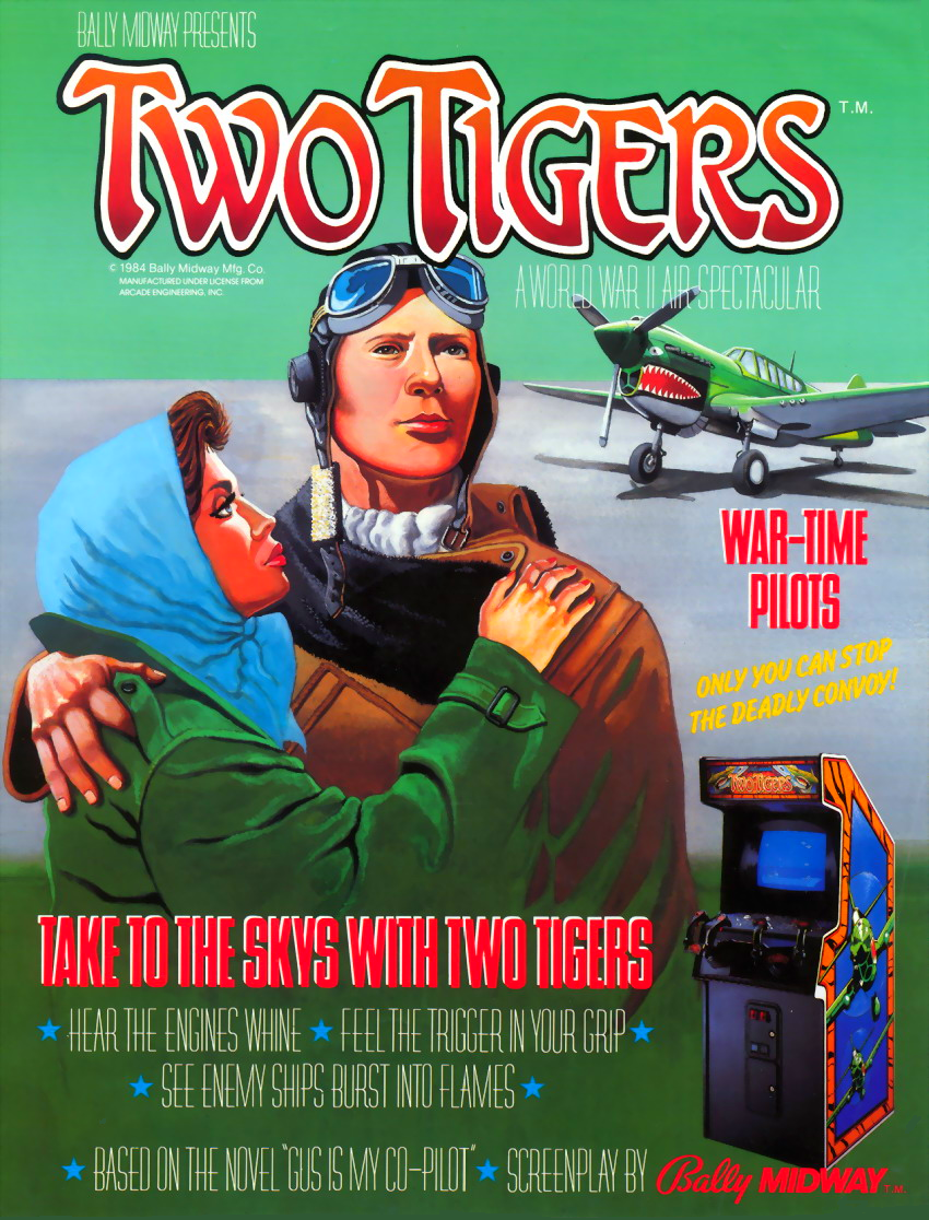 Two Tigers (dedicated) flyer