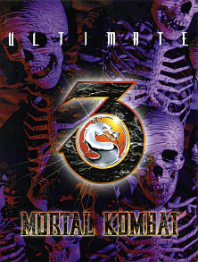 Ultimate Mortal Kombat 3 (rev 1.1) flyer