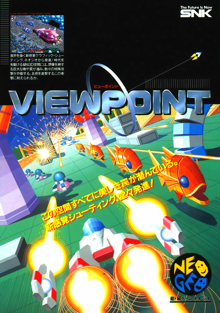 Viewpoint flyer