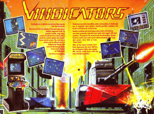 Vindicators (Europe, rev 3) flyer