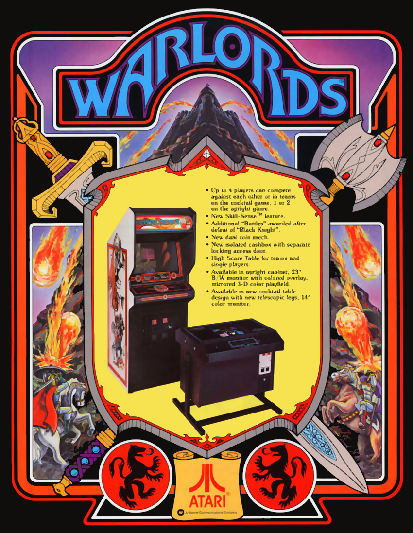 Warlords flyer