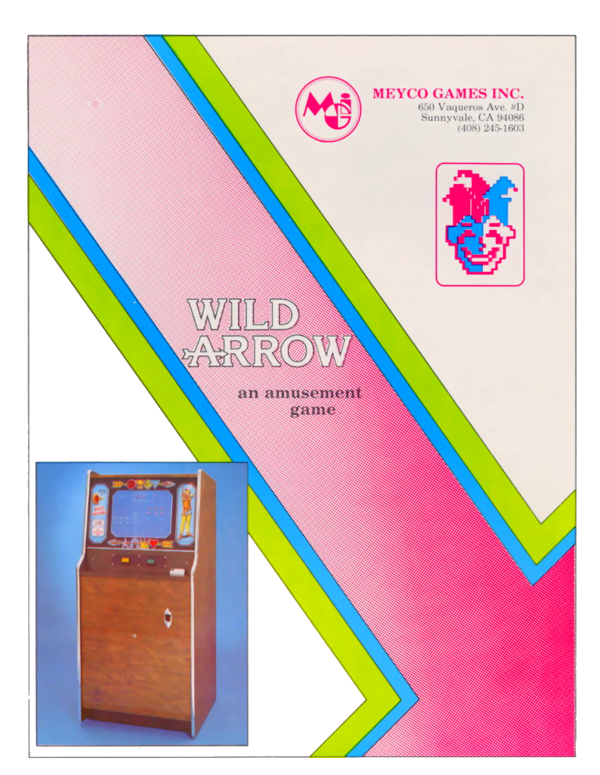 Wild Arrow (color, Standard V4.8) flyer