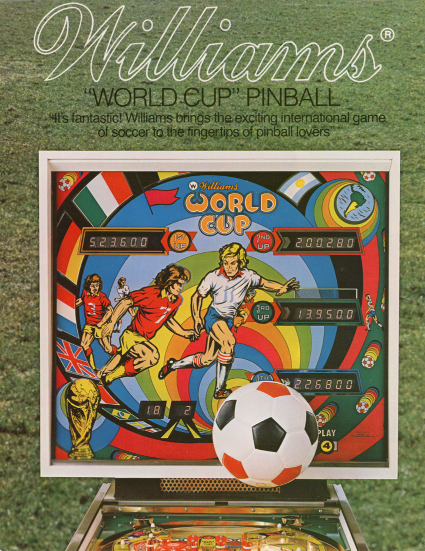 World Cup Soccer (L-1) flyer