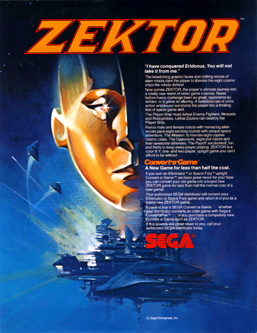 Zektor (revision B) flyer