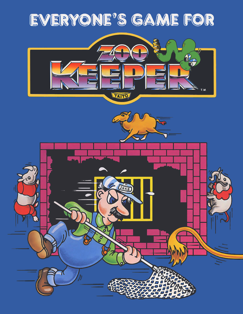 Uncategorized Zoo Keeper Game zoo keeper set 2 rom mame roms emuparadise flyer